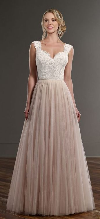 ML scout tulle skirt