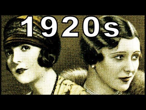 Shocking Flappers, Gangsters and Movie Idols 1920's Fashion Icons 20's Finger Waves Hair Cards
