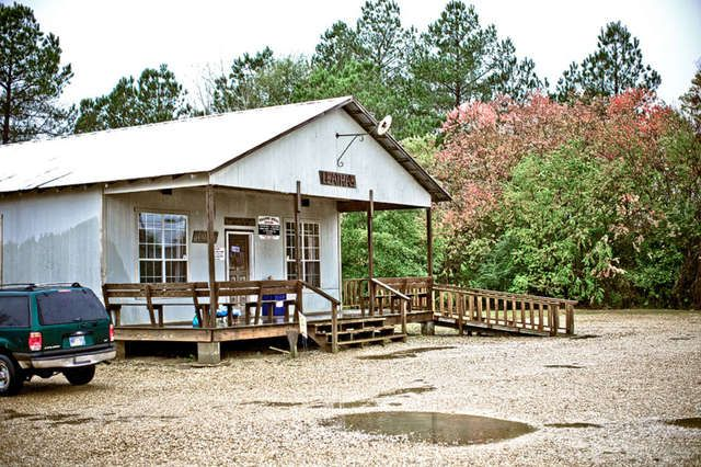 You haven't lived until you've eaten at Leatha's BBQ Inn in Hattiesburg, Mississippi