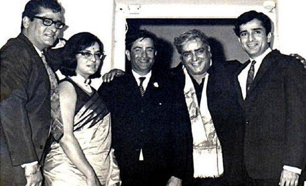 Most unseen photos of Kapoor family: Raj and Shashi Kapoor