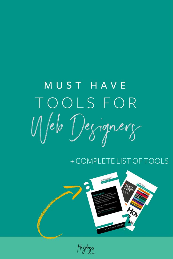 If you are looking for the perfect web design tools, applications or systems to run your design business, look no further. No matter if you are a web designer, web developer or illustrator, keep reading to learn the professional applications, tools, and resources you need to run your design business