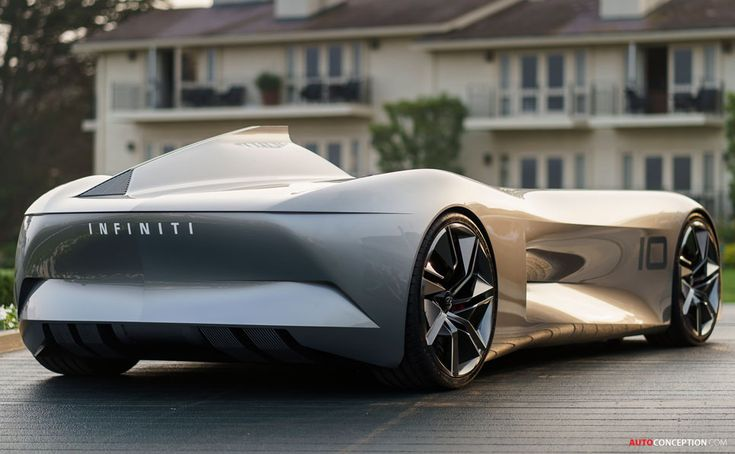 Infiniti Steals the Present with 'Prototype 10' Idea Automotive