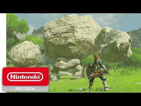 Watch the new trailer for Legend of Zelda: Breath of the Wild - Zelda Universe - I'm in tears. It's absolutely gorgeous
