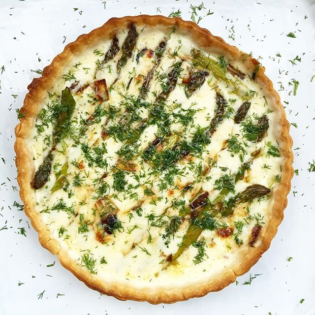 asparagus with garlic and parmesan asparagus gruyere and parmesan tart ...