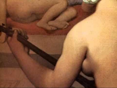Breve analisi del Bagno turco (1862, Parigi, Louvre). Il nudo femminile è un genere particolarmente ammirato da Ingres, che ad esso dedicò tele celeberrime fra le quali La grande odalisca (1814) - che ha in comune con il Bagno turco l'atmosfera orientale - e le varie Bagnanti.
