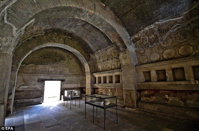 Pompeii's iconic Stabian Baths reopened to the public after three-year restoration