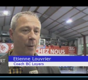D3 B: le BC Loyers s'incline face au RBC Verviers-Pepinster - vidéo