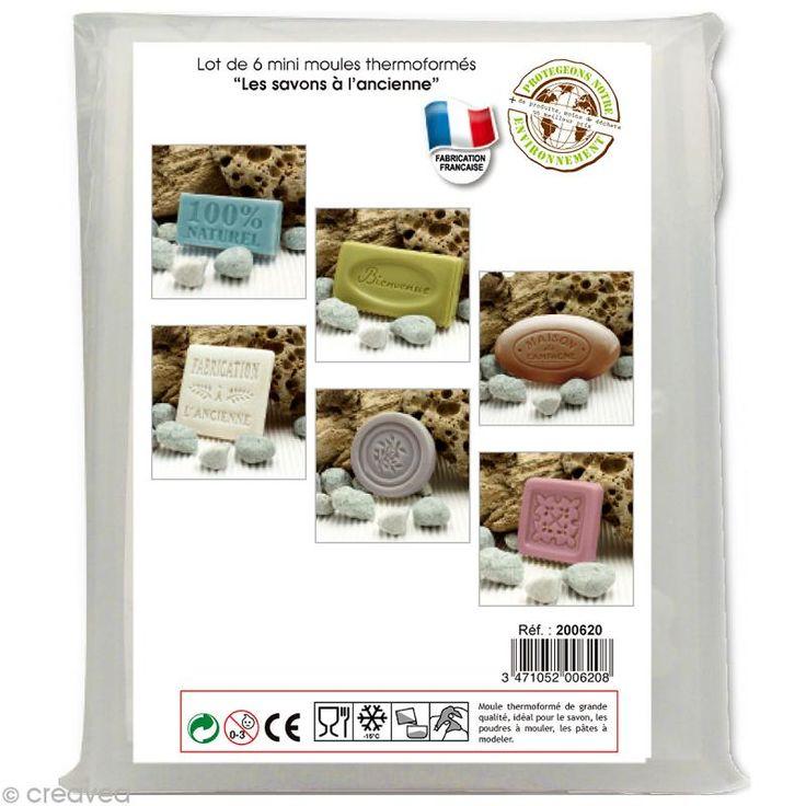 Compra nuestros productos a precios mini Mini Mini molde termoconformado Jabones Surtido - 4,5 à 8,5 cm - 6 uds - Entrega rápida, gratuita a partir de 89 € !