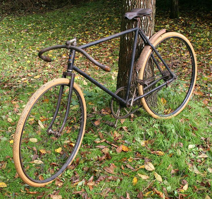 » 1900 Velo de Course E. Collesson (Great Western Mfg Co American Export) The Online Bicycle Museum