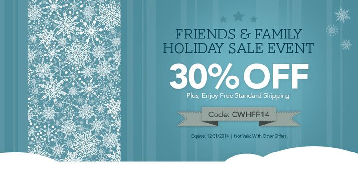 Holiday Friends and Family Sale Event  Finally found a place I can buy long curtains!!