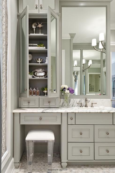 25 Inspirierend Badezimmer Eitelkeit Mit Sitzgelegenheiten Ideen Zu