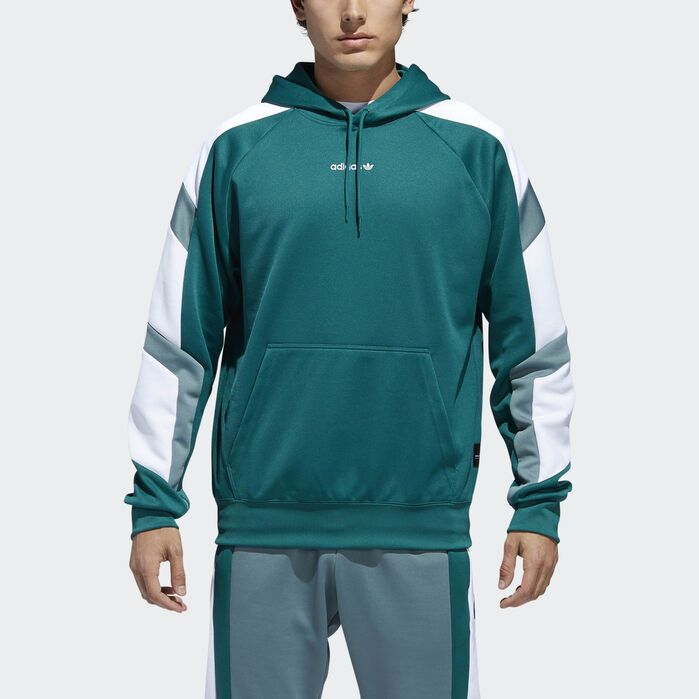 EQT Block Hoodie | Mens sweatshirts