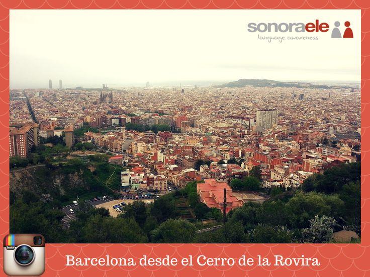 TOUCH esta imagen: A1/C2 - Desde el Cerro de la Rovira (Barcelona) by Clara Sánchez Marcos