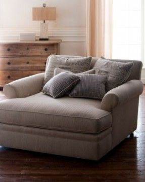 <3 chaise's / over sized chairs would be great for reading *melts*  Master bedroom or loft area