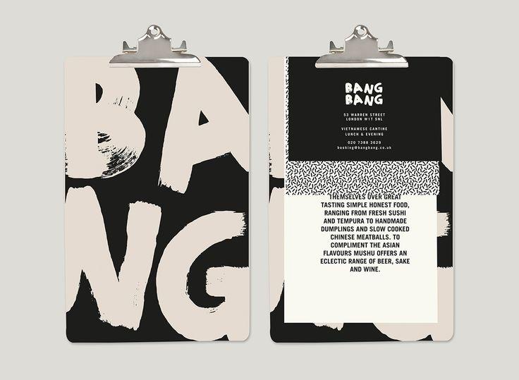 BangBang — Branding on Behance