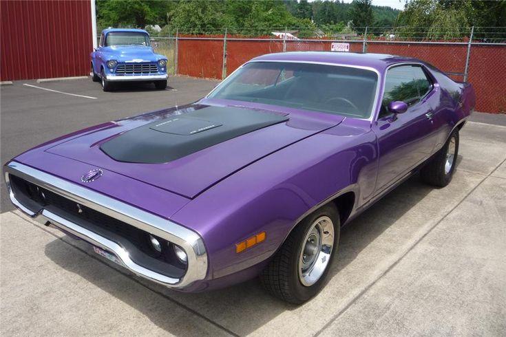 Plymouth Road Runner | 1971 PLYMOUTH ROAD RUNNER Lot 471 | Barrett-Jackson Auction Company
