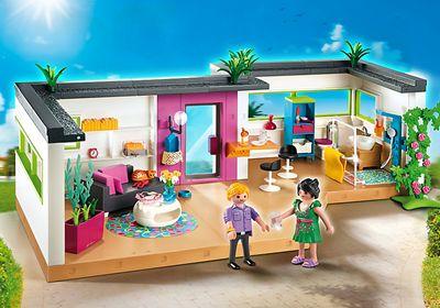 Studio des invités de Playmobil Réf : 5586 moins cher en ligne. Age : 3 ans  Comparez son prix chez 5 vendeurs en ligne .