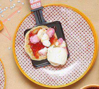 Marshmellow-pannenkoekjes Gourmetrecept - Recept - Jumbo Supermarkten