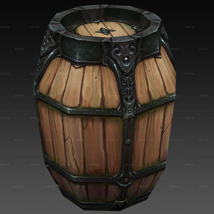 This is barrel !   http://pnowacki.com