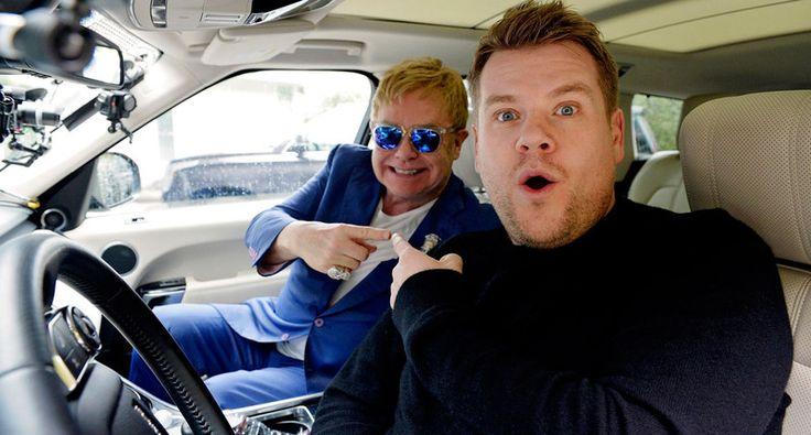 El Carpool Karaoke de Apple tendrá diferentes presentadores - http://www.actualidadiphone.com/carpool-karaoke-apple-tendra-diferentes-presentadores/