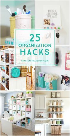 stay organized this