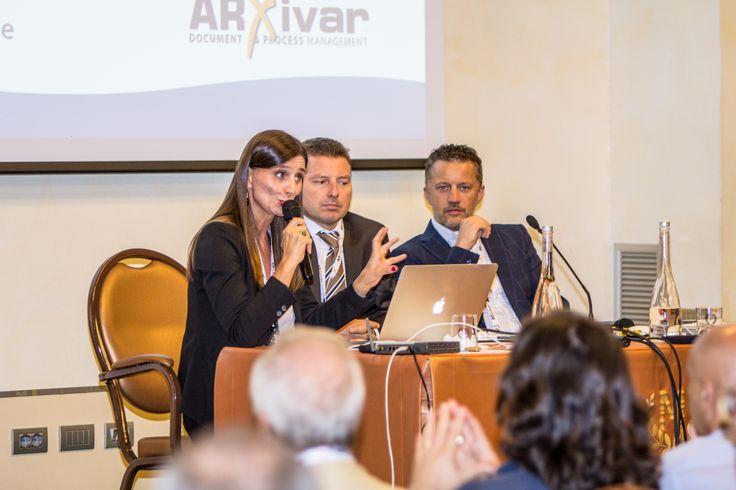 La presentazione di Silvia Montanari ad Arxivar Next Year