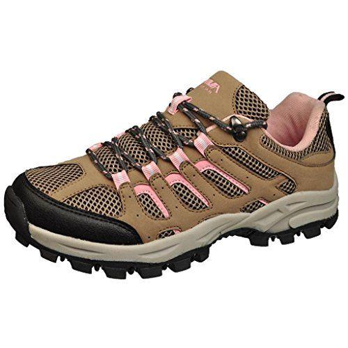 Air Balance Girls Hiking Boots -Camel/Pink * MORE DETAILS @ http://www.usefulcampingideas.com/store/air-balance-girls-hiking-boots-camelpink/?c=7832