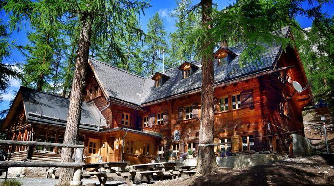 Huettenfilm - Der Schweizerische Nationalpark im Engadin