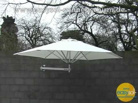 Die besten 25+ Sonnenschirm balkon Ideen auf Pinterest Terrasse - sonnenschirm balkon terrasse