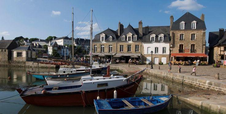 Port de Saint-Goustan Auray © Nicolas Millot