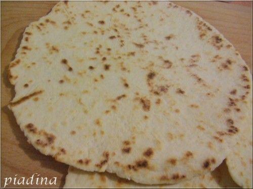 Piadina romagnola: ricetta per preparare la specialità della Romagna