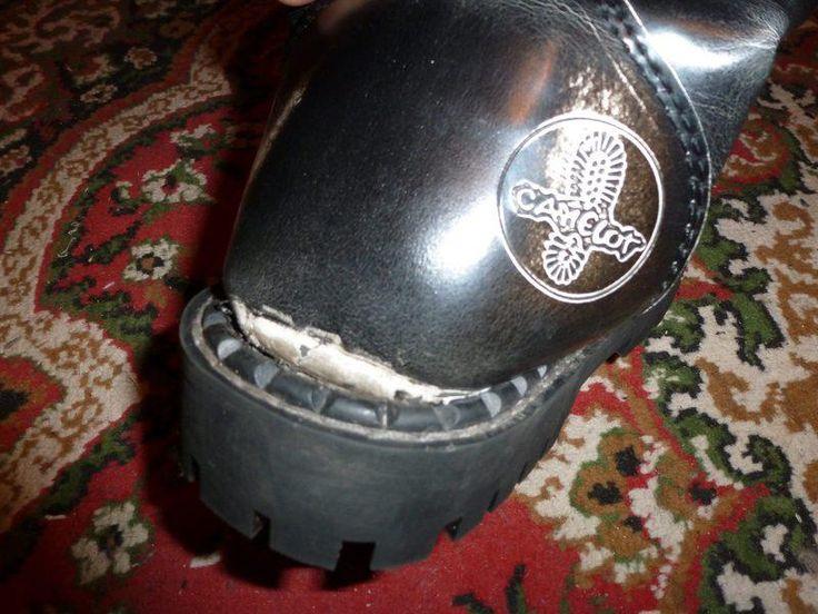 Обувь зимняя камелот