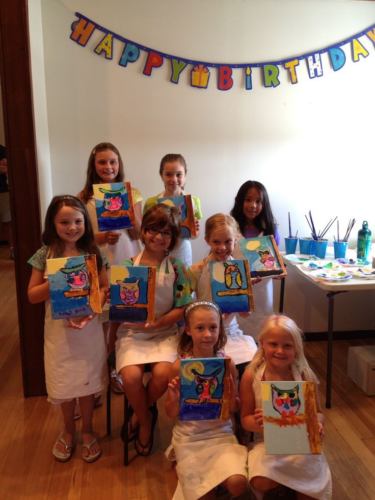 7 Years Birthday Party Ideas