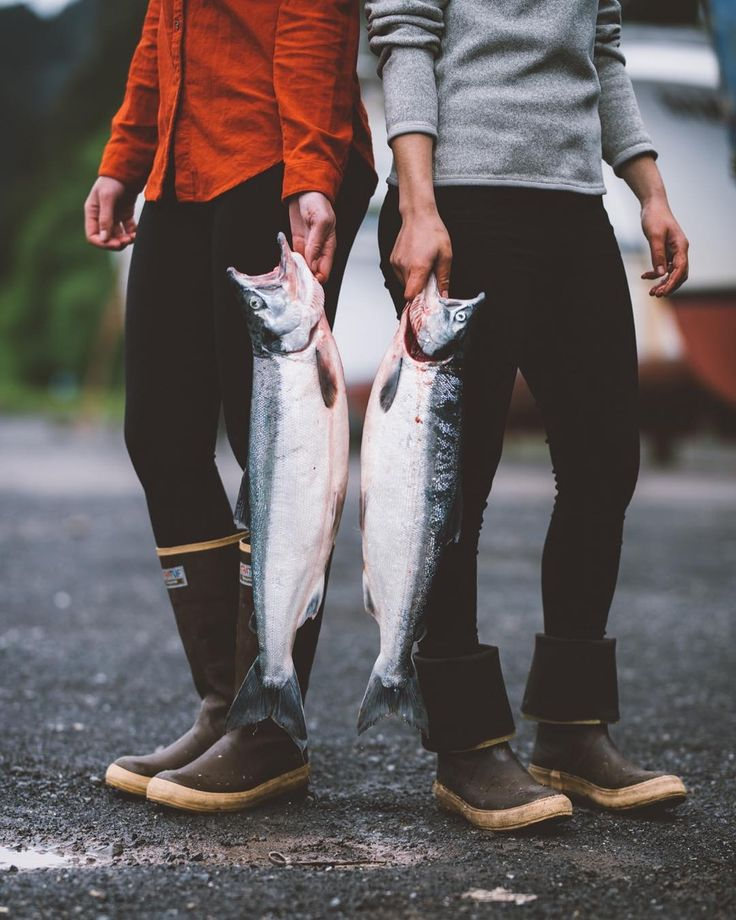 Leaving town tonight to start salmon fishing! So ready to spend the summer at sea. Thankful for the fish that breath life into Alaska and sustain our livelihoods as fishermen.  #aksalmonsisters #salmonstate #100daysofsalmon #wildalaskaseafood #fishingfamily