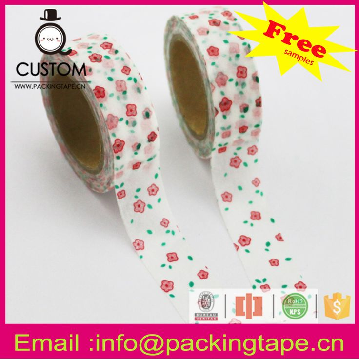 Color duct tape Japanese washi tape wholesale