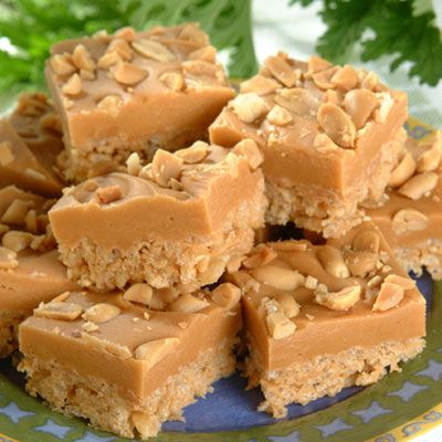 Peanut Butterscotch Fudge!