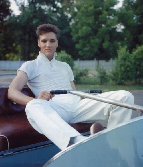 Elvis Presley #Graceland #1958