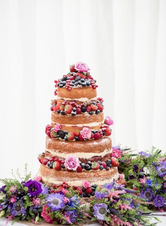 Le Naked Cake : le nouveau gâteau à la mode! – Save The Deco