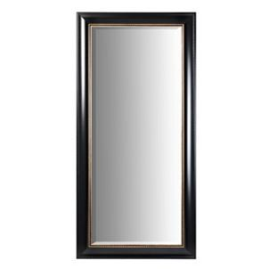 Black Full Length Mirror, 32x66