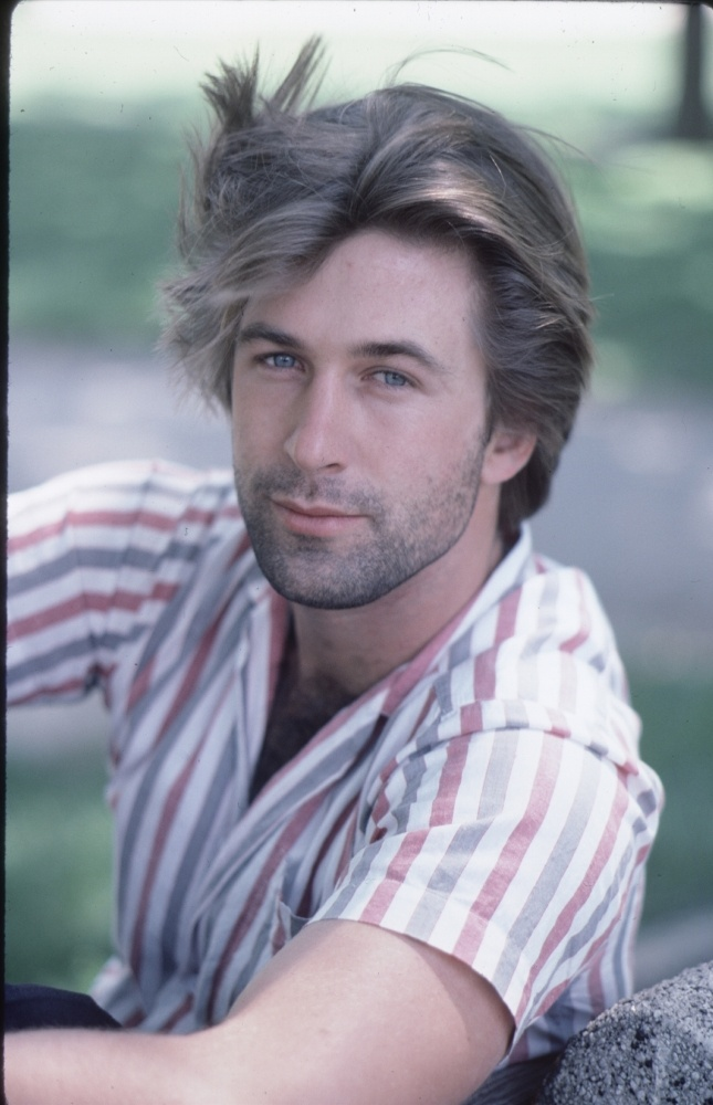 "Alec Baldwin on ""Knots Landing,"" 1985"