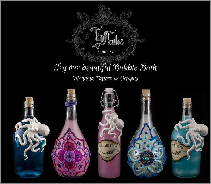 Tiny Tales Bubble Bath - www.facebook.com/TinyTalesSA/