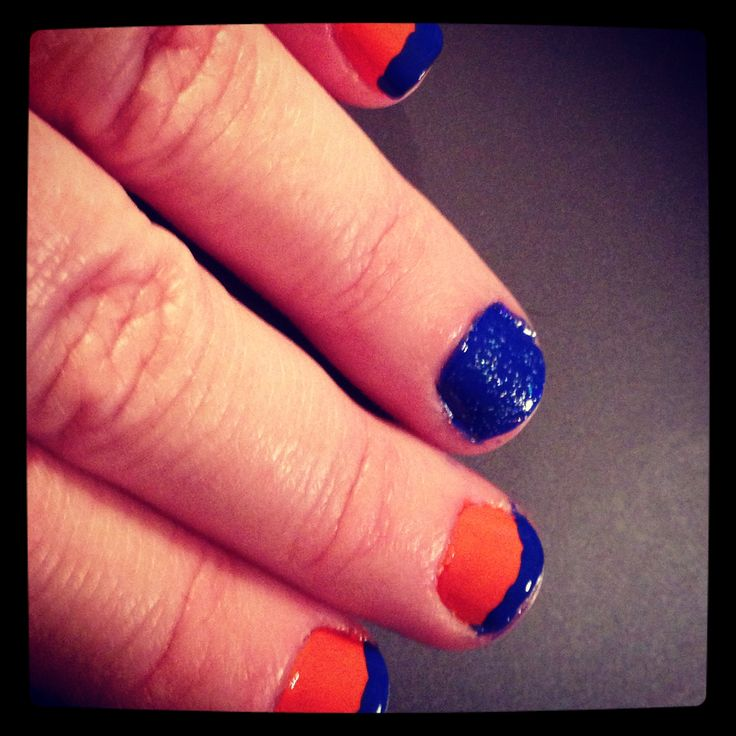 Lsu Toe Nail Designs: Nail designs a lot of them with polka d ideas ...