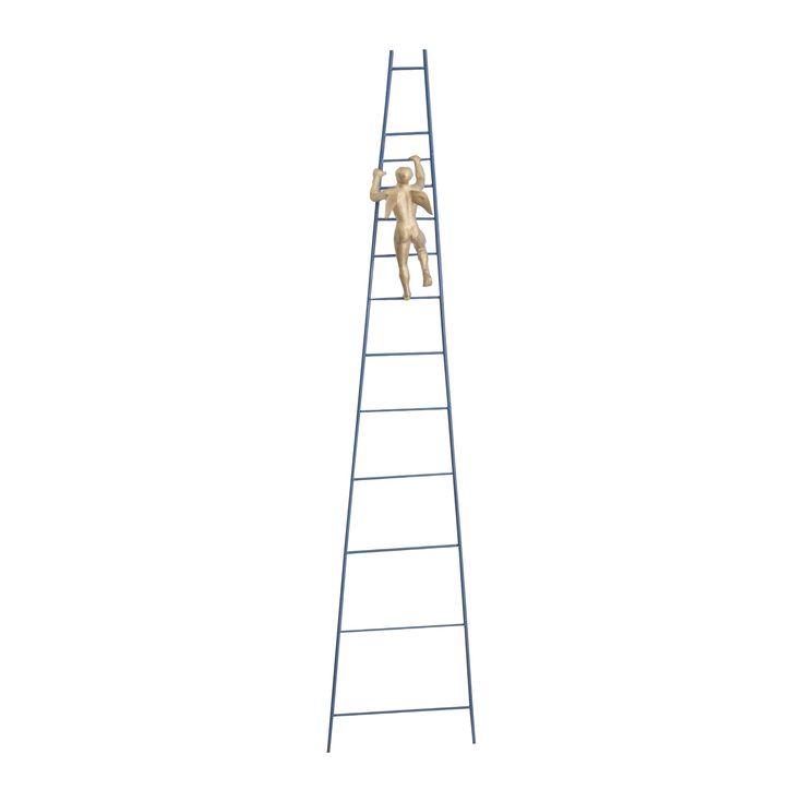 Angel climbing