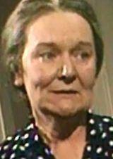 Mrs Edna Hall - Mary Hignett. Breath Of Life. Series 1 Episode 13. Original Transmission Date - Sunday 14th April 1978. #AllCreaturesGreatAndSmall #JamesHerriot #YorkshireDales.