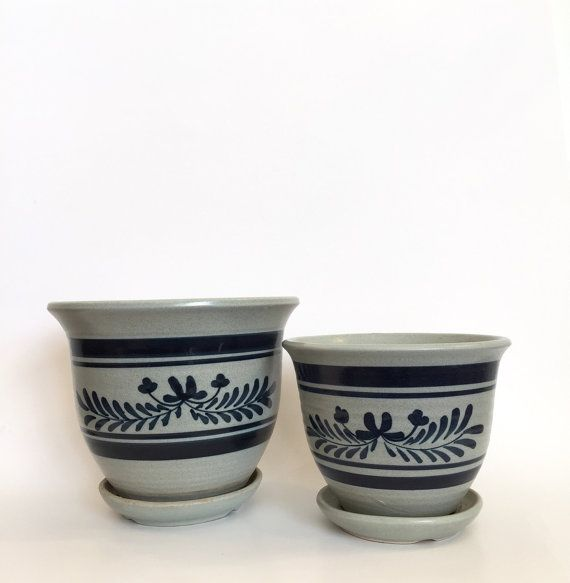 Hey, I found this really awesome Etsy listing at https://www.etsy.com/listing/224431619/vintage-handmade-pottery-blue-gray-clay