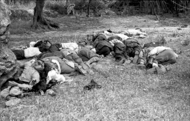 The Massacre of Kondomari. On 2 June 1941, German Fallschirmjäger rounded up the civilians of the Cretan village of Kondomari in one of a long series of mass reprisals on the Greek island of Crete. The execution of the men of Kondomari was orchestrated by Wehrmacht Generaloberst Kurt Student in retaliation for the civilian participation during the Battle of Crete, which had ended in a German victory only two days prior. Throughout the Battle of Crete, the Allied forces and Cretan civilians…