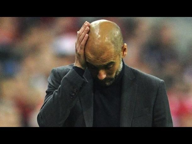 Bayern Munich 0-4 Real Madrid: Josep Guardiola's desperation as Bayern manager.