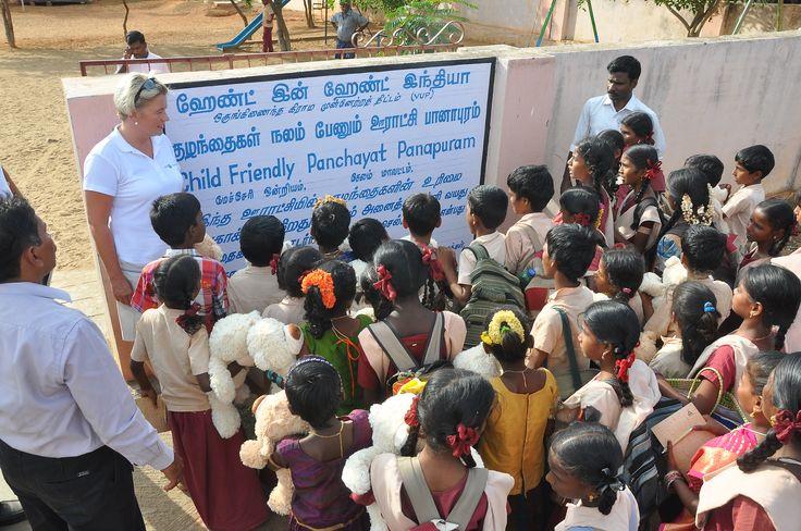 Child friendly Panchayat opening