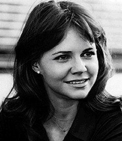Sally Field. (The graveside scene in Steel Magnolias is in my top ten of all-time.)