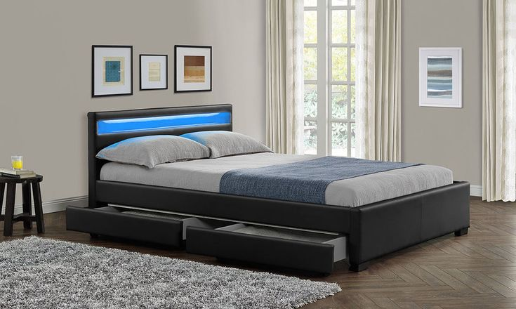 King-sized beds are generally suitable for large spaces and provide a lot of area for two people to sleep in and stretch out for getting a good night's rest. The headboard for these beds come in a ...